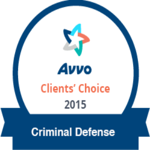 Joel Leppard wins Avvo Clients Choice Award 2015 in Criminal Defense